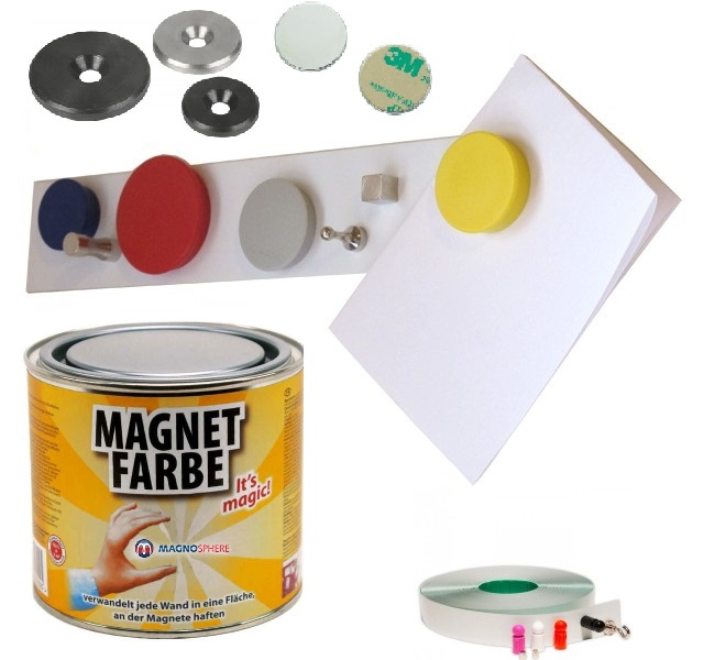 Magnet Receptive Material