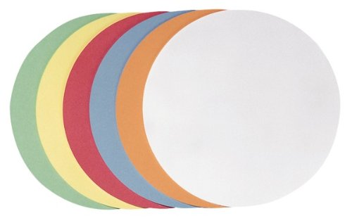 Round self adhesive magnets