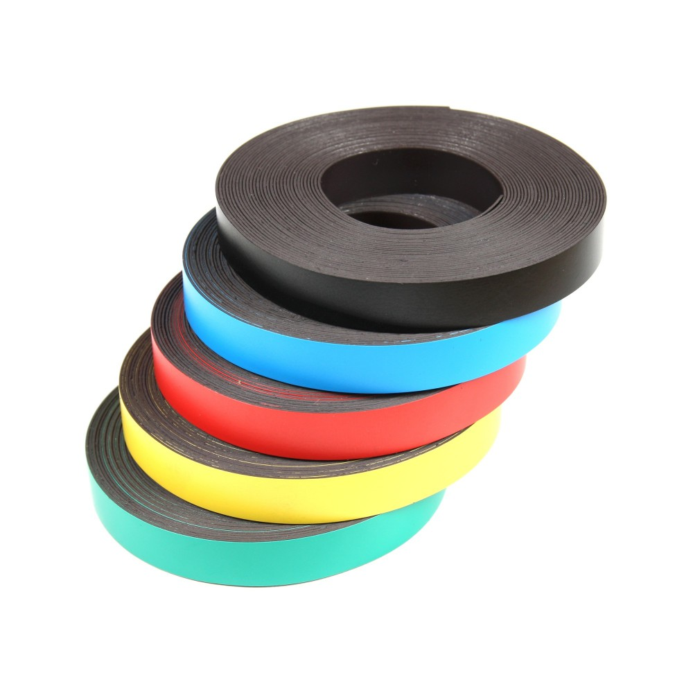 Magnetic Tape Marking Tape Label Magnets 0 85 Mm X 100 Mm
