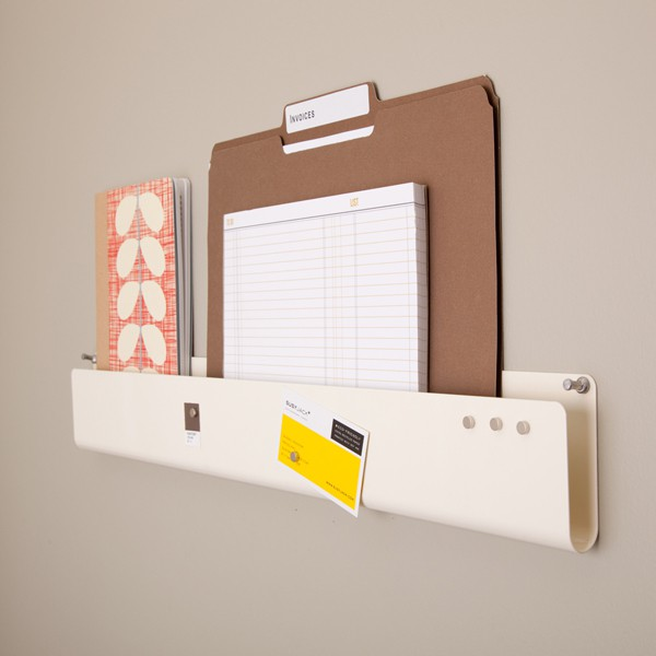 Pocket Strip Magnetic Wall Organizer 56cm X 7 5cm X 2cm